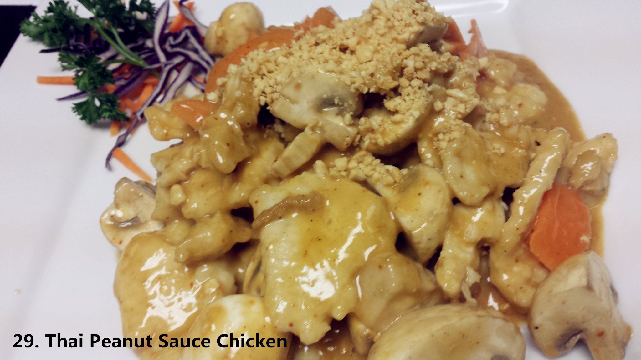 29 thai peanut sauce chicken asian fusion 168 for Asian 168 cuisine