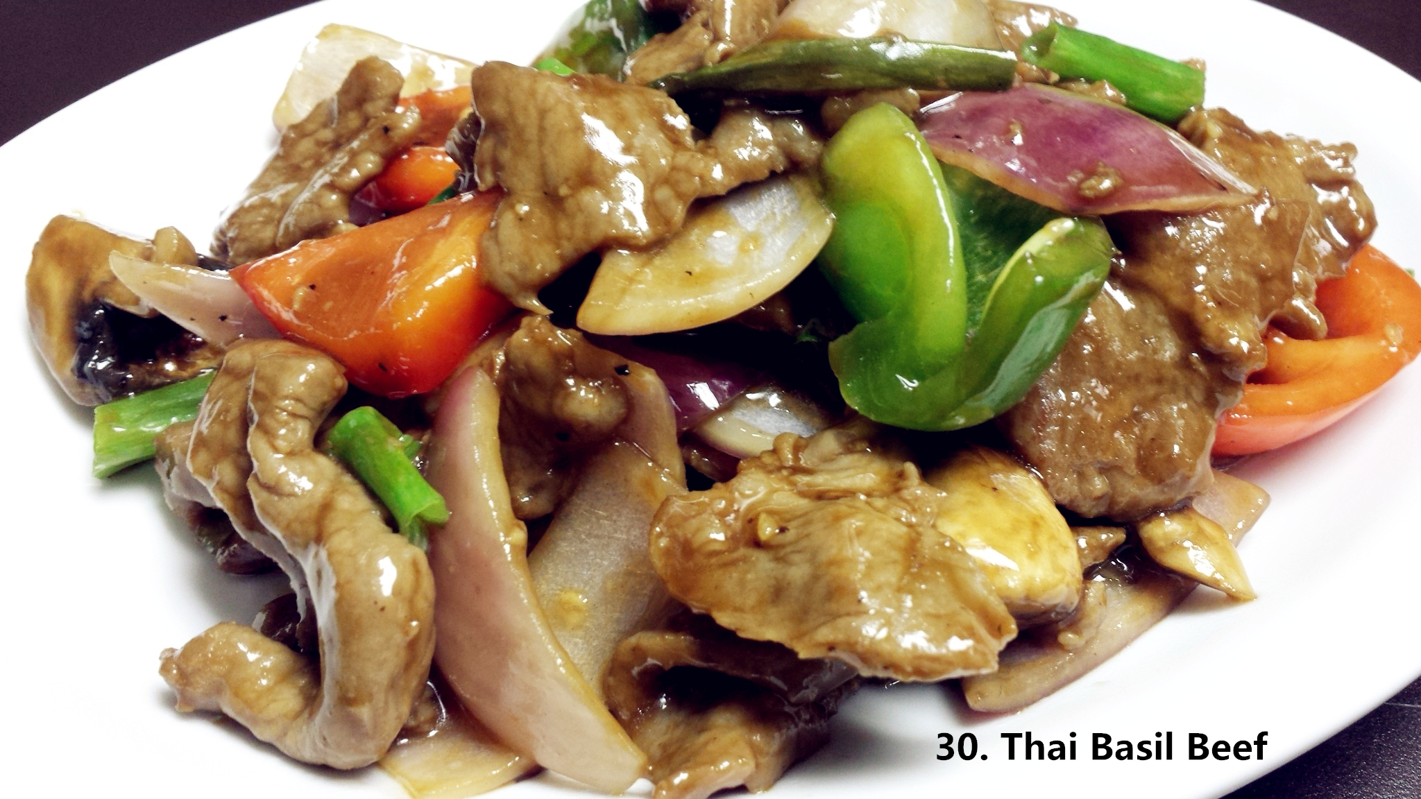 30 thai basil beef asian fusion 168 for Asian 168 cuisine