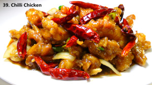 39. Chilli Chicken_副本