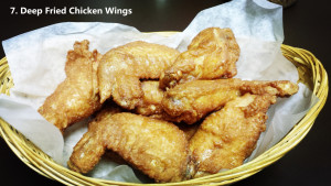 7. Deep Fried Chicken Wings_副本