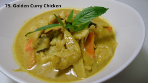75. Golden Curry Chicken_副本