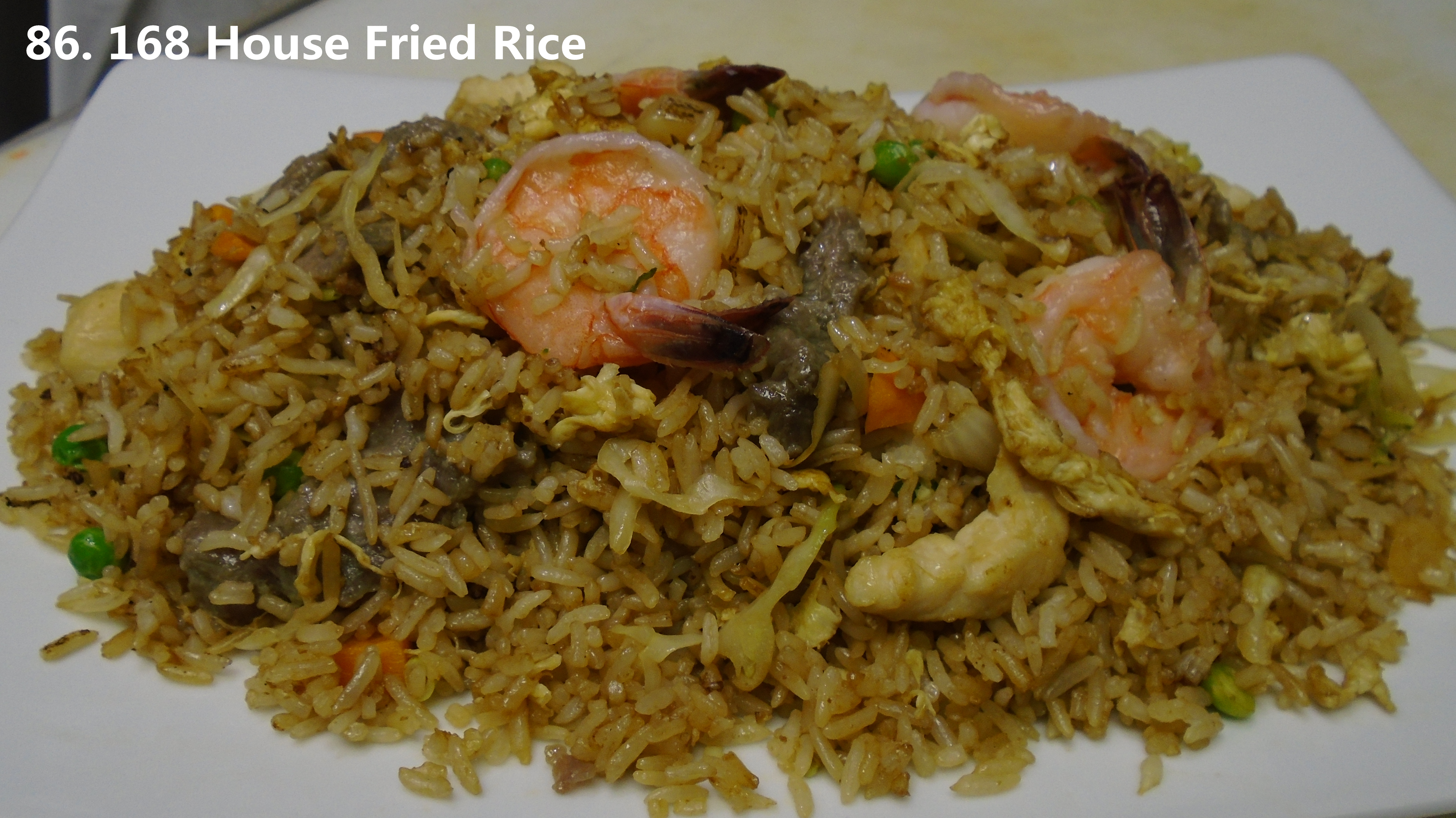 86 168 house fried rice asian fusion 168 for Asian 168 cuisine