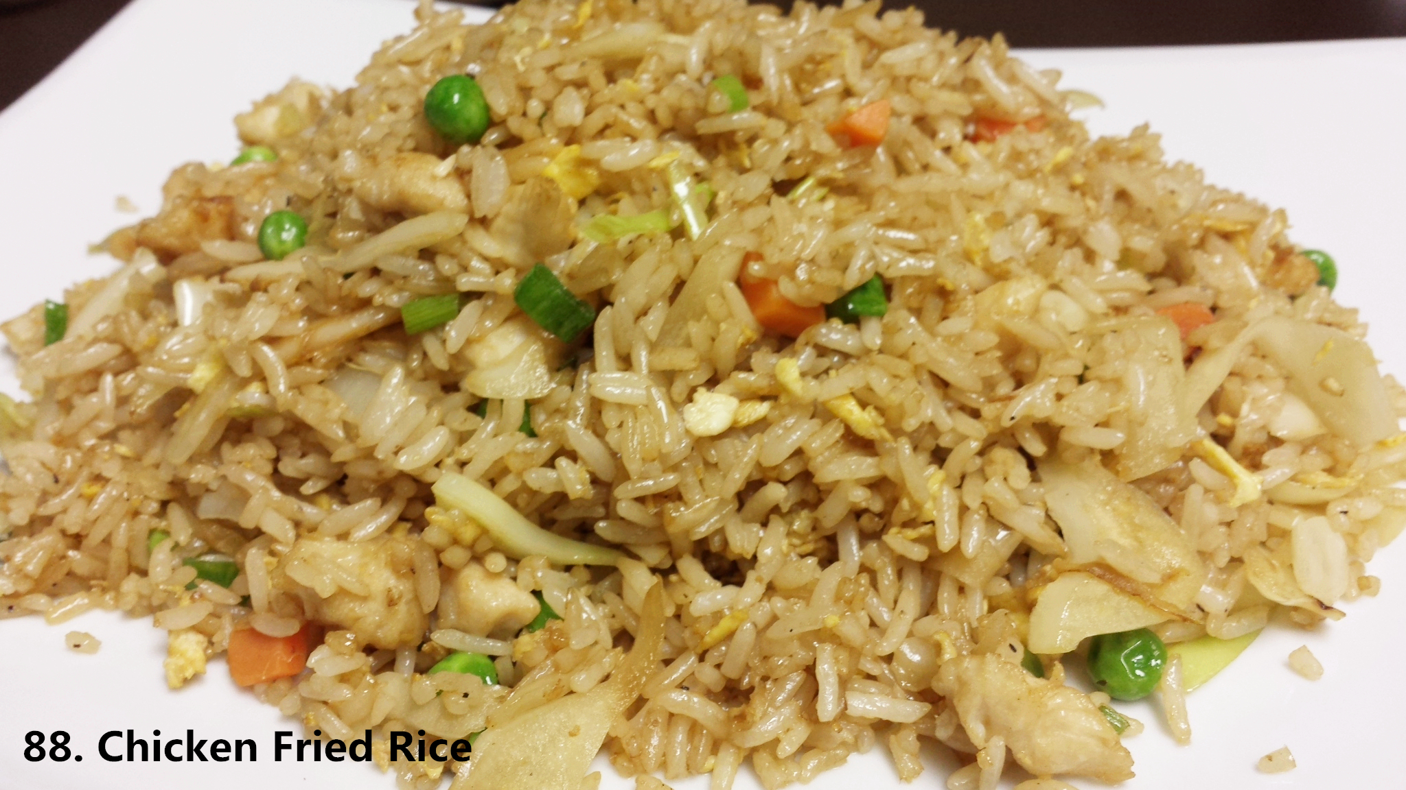 88 chicken fried rice asian fusion 168 for Asian 168 cuisine