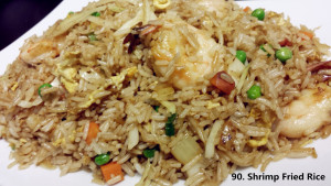 90. Shrimp Fried Rice_副本