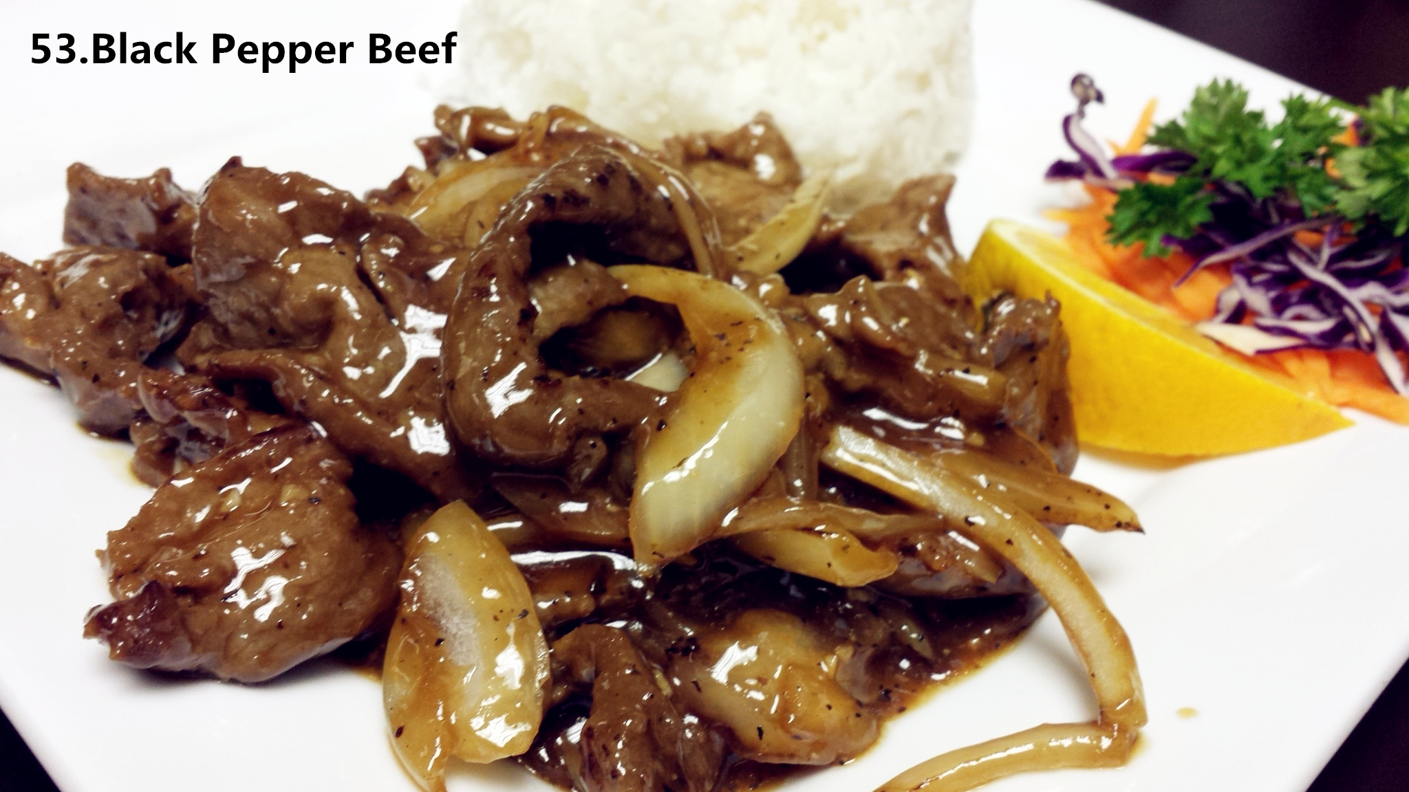 53 black pepper beef asian fusion 168 for Asian 168 cuisine