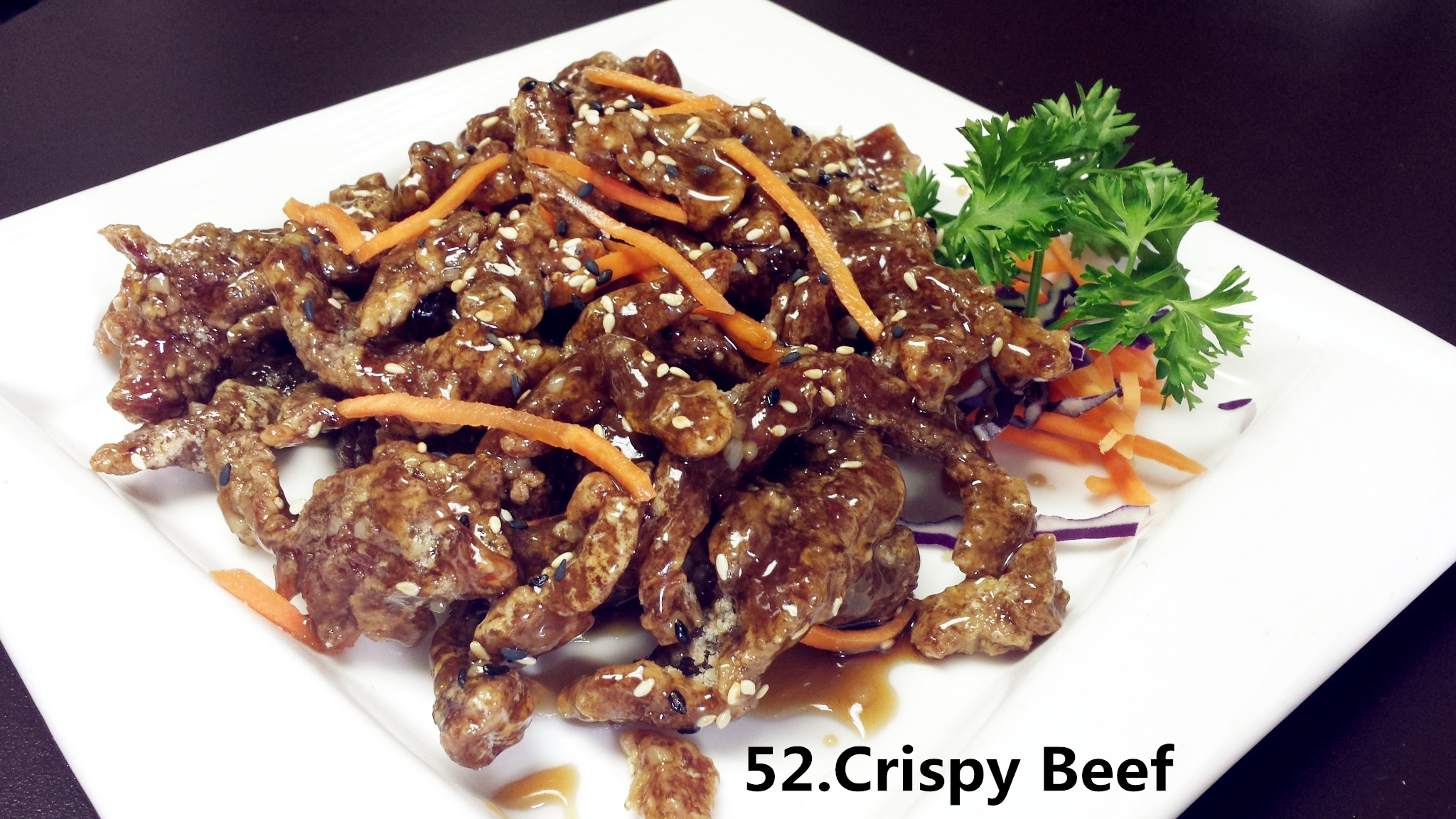 52 crispy beef asian fusion 168 for Asian 168 cuisine