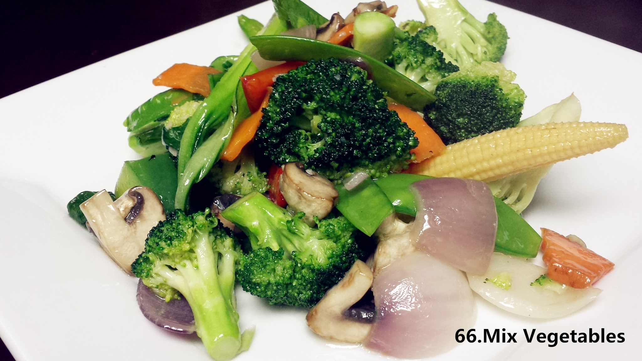 66 mix vegetables asian fusion 168 for Asian 168 cuisine